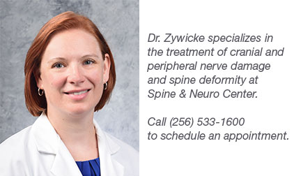 Holly Zywicke, MD