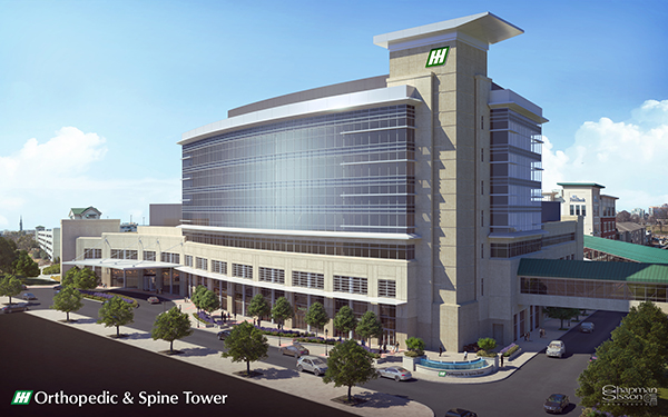 Hospital Begins Largest Project in 40 Years on Main Campus